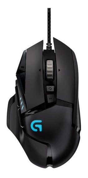 Mouse Óptico Gamer Logitech G502 Rgb