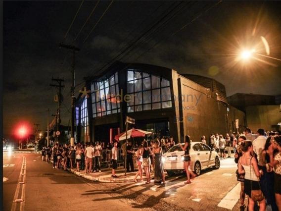 Pinheiros Nobre Galpão 1.259m² Amplo Salão Cozinha Salas Depósito - Gl00070
