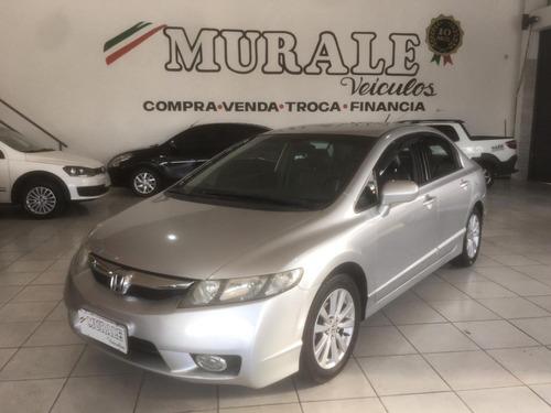 Imagem 1 de 15 de Civic Lxs Aut * 2010 * Ent R$ 6.500 48x R$ 1.320