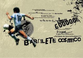Jersey Playera Barrilete Cosmico