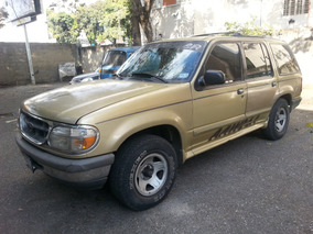 Ford Explorer 98 Solo Mensaje - No Sirve Motor No Rueda