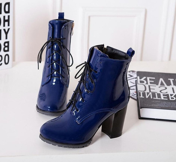 Ankle Boot Feminina Sara Iris 56565 Importado Frete Grátis