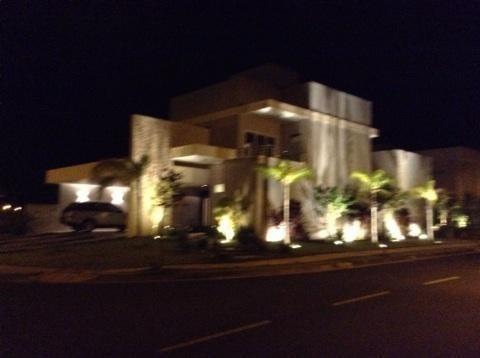 Casa Residencial À Venda, Residencial Quinta Do Golfe, São José Do Rio Preto. - Ca4676
