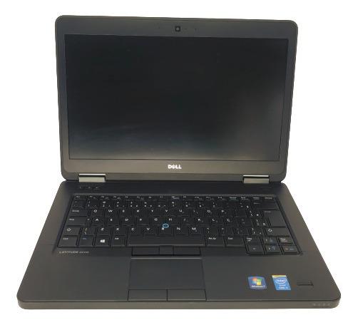 Notebook Dell Latitude E5440 Core I5 4300 4gb Ssd 240 Win10