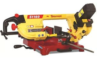 Serra Fita De Bancada Horizontal P/metal 220v S1160 Starrett