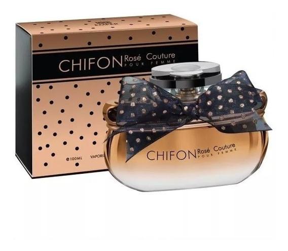 Emper Chifon Rose Couture Pour Femme Edp 100ml Original