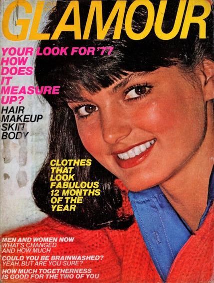 Glamour Americana - 1977/01 -