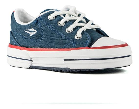 Zapatillas Topper Nova Low Niños Azul
