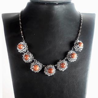 Collar Acero Quirúrgico Goldstone - Collar Original