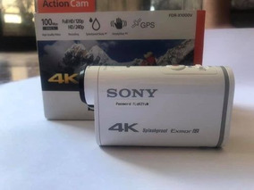 Sony Action Cam Fdr-x1000v 4k Full Hd Splashproof Tipo Gopro