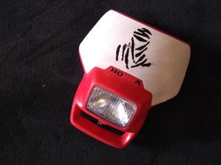 Carenaje Y Luz Frontal De Honda Xr 650 R