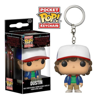 Funko Pop! Keychain: Stranger Things - Dustin (14229)