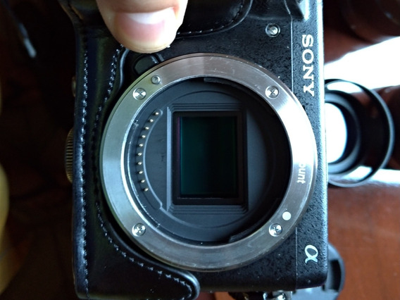 Sony Nex 6 +fe30mm Macro 1 : 1 + 18/55 Oss +25mm F 1.8 Manua