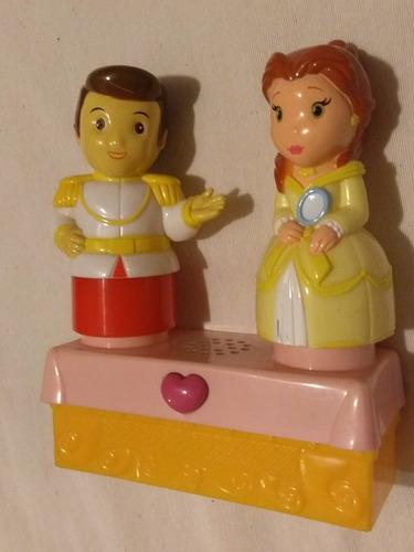 Mega Bloks Princesa Bella Y Principe Musical