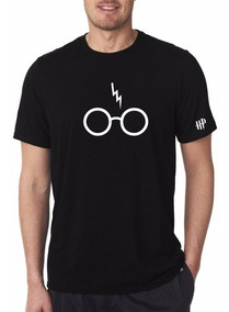 Camiseta Estampada Harry Potter M1