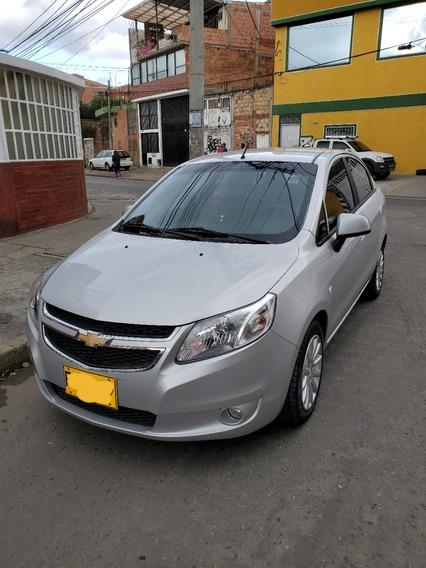 Chevrolet Sail Ltz Full Equipo Aire Acondicionado 2020