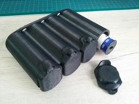 Case Para 4 Filmes 120mm