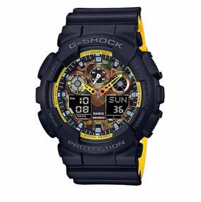 Relógio Casio G Shock Ga-100by-1a Original