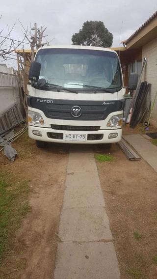 Camión Foton Aumark 613e