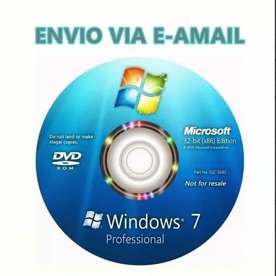 Cd Windows 32bits