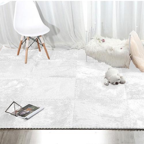 Imagen 1 de 7 de Alfombra Para Living Dormitorio Cuarto De Juegos 30x30 Mpro