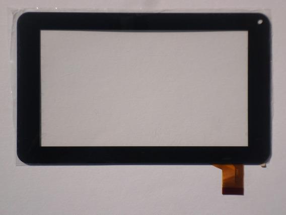 Tela Touch Tablet Dl E-volution Tp252 7 Polegadas