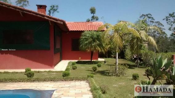 Sobrado Em Condomínio Para Venda Em Embu-guaçu, Embu Guaçu, 4 Dormitórios, 3 Suítes, 5 Banheiros, 6 Vagas - 2323-cv
