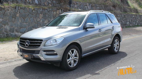 Mercedes Benz Ml350 Blue Efficiency Sport 2014
