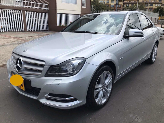 Mercedes-benz Clase C C200 Cgi