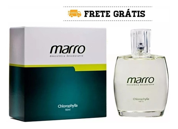 Deo Colônia Marro Chlorophylla 100ml Unissex Original