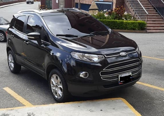 Ford Ecosport Titanium 37.000km Sincronica 10900 Usd