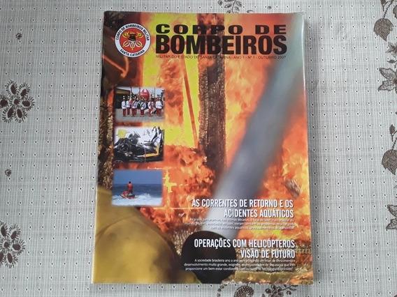 Revista Corpo De Bombeiros Militar Santa Catarina N° 1