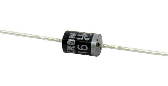 5 - Diodo Retificador Sk 1/16 - Semikron * Sk1/16 - 1a 1600v