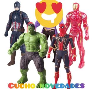 Avengers Los 4 Heroes A Un Mismo Precio 2
