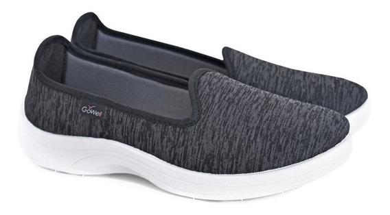 Zapatillas Panchas Gowell Melange Comodas Elasticas