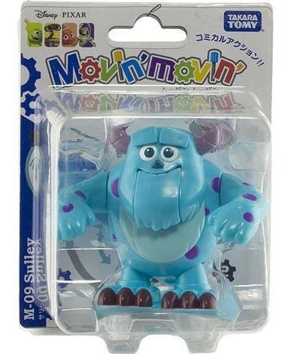 Imagen 1 de 2 de Disney Pixar Sully Monsters Movin Takara Tomy Figura Japon