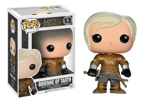 Funko Pop! Brienne Of Tarth #13 Game Of Thrones