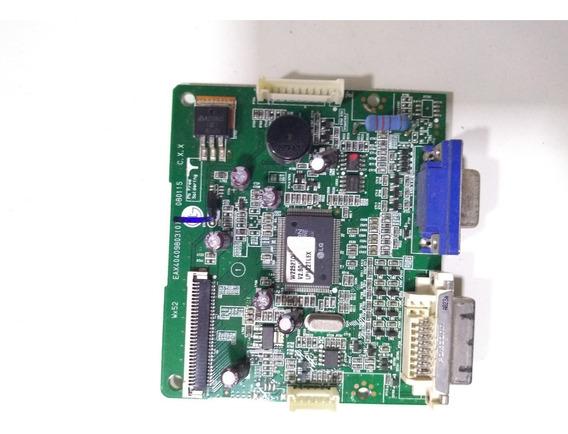Placa Principal Monitor Lg Flatron W2252tq-pf / Eax40409803