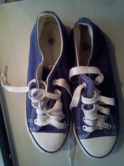 Zapatos Deportivos Usado Talla 38