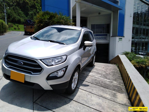 Ford Ecosport 2  At 4x2