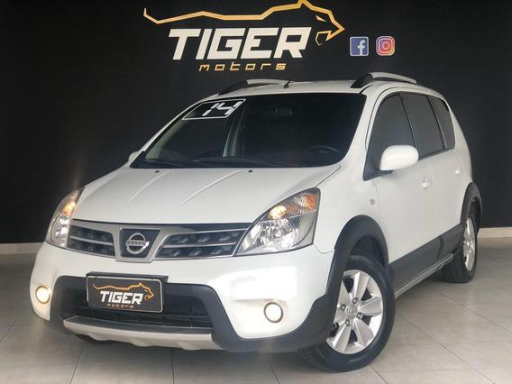 Nissan Livina X-gear 1.8 Flex 2014 Automatica 46.000km