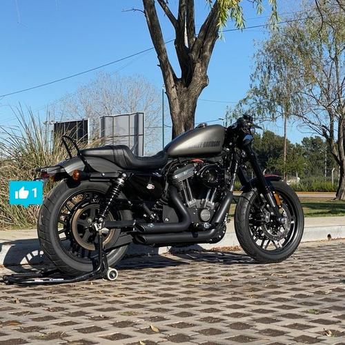 Imagen 1 de 10 de Harley Davidson Roadster 1200 Tricol