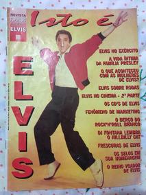 Revista Isto É Elvis Presley