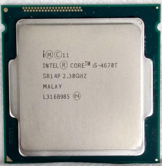 Processador Intel Core I5 4670t 1150 Melhor Q 4590t 4570t 4670t 4440t 4430t