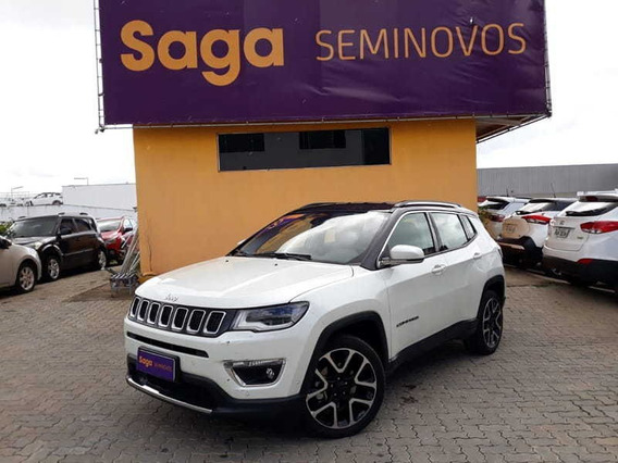 Jeep Compass Limited At 2.0 Flex