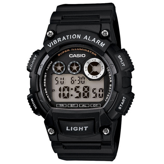 Relógio Casio Digital W-735h-1avdf