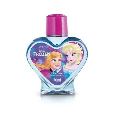 Kit Frozen Colônia + Gel P/ Cabelo Com Glitter ( Avon )