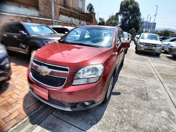 Chevrolet Orlando Lt Sec 2,4 Gasolina 4x2 7 P.