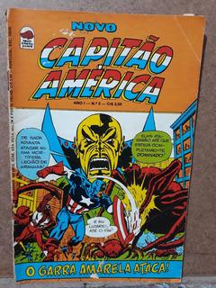 Capitao America 5 Bloch Marvel Ebal