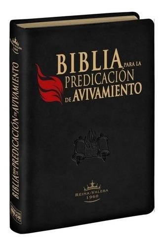Biblia Para La Predicación De Avivamiento Rvr Concordancia